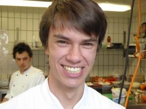 Mitarbeiter Lukas Däster