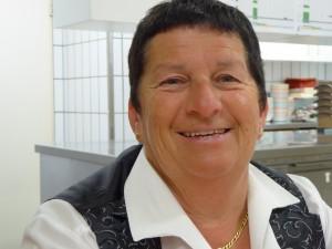 Mitarbeiter Rosmarie Zahner