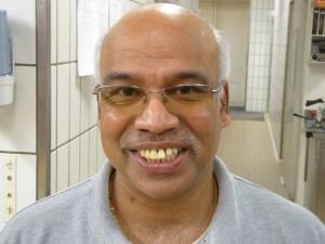 Mitarbeiter Sivanesan Kanapathipillai